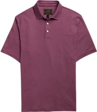 Men's Featured, Reserve Collection Traditional Fit Short Sleeve Pima Cotton Polo - Jos A Bank