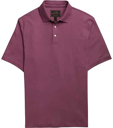 1acef804 Reserve Collection Traditional Fit Short Sleeve Pima Cotton Polo #62GM