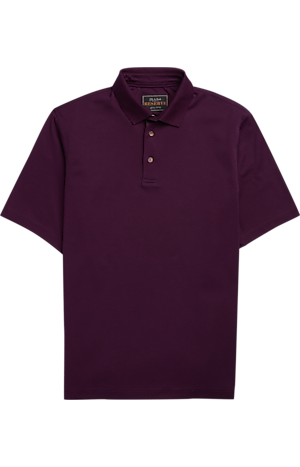 Men's Sale, Reserve Collection Traditional Fit Short Sleeve Pima Cotton Polo - Big & Tall - Jos A Bank