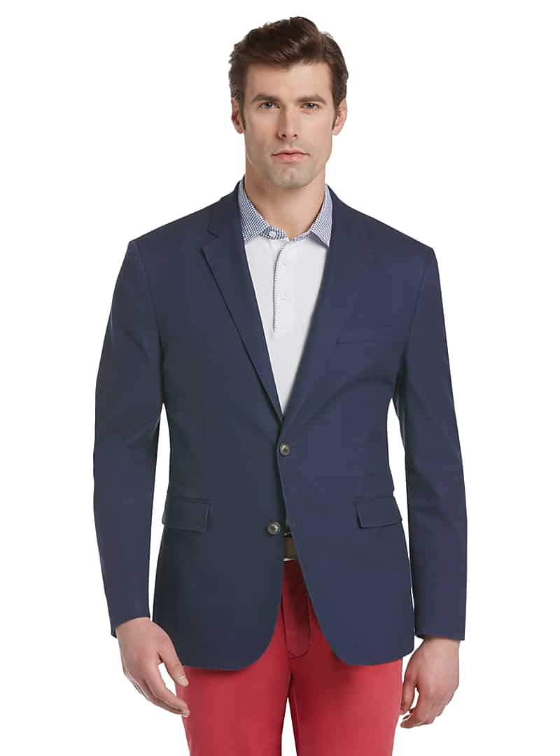 1905 Collection Tailored Fit Casual Jacket
