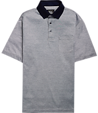 Men S Polo Shirts Wrinkle Free Non Iron Traveler Collection Jos