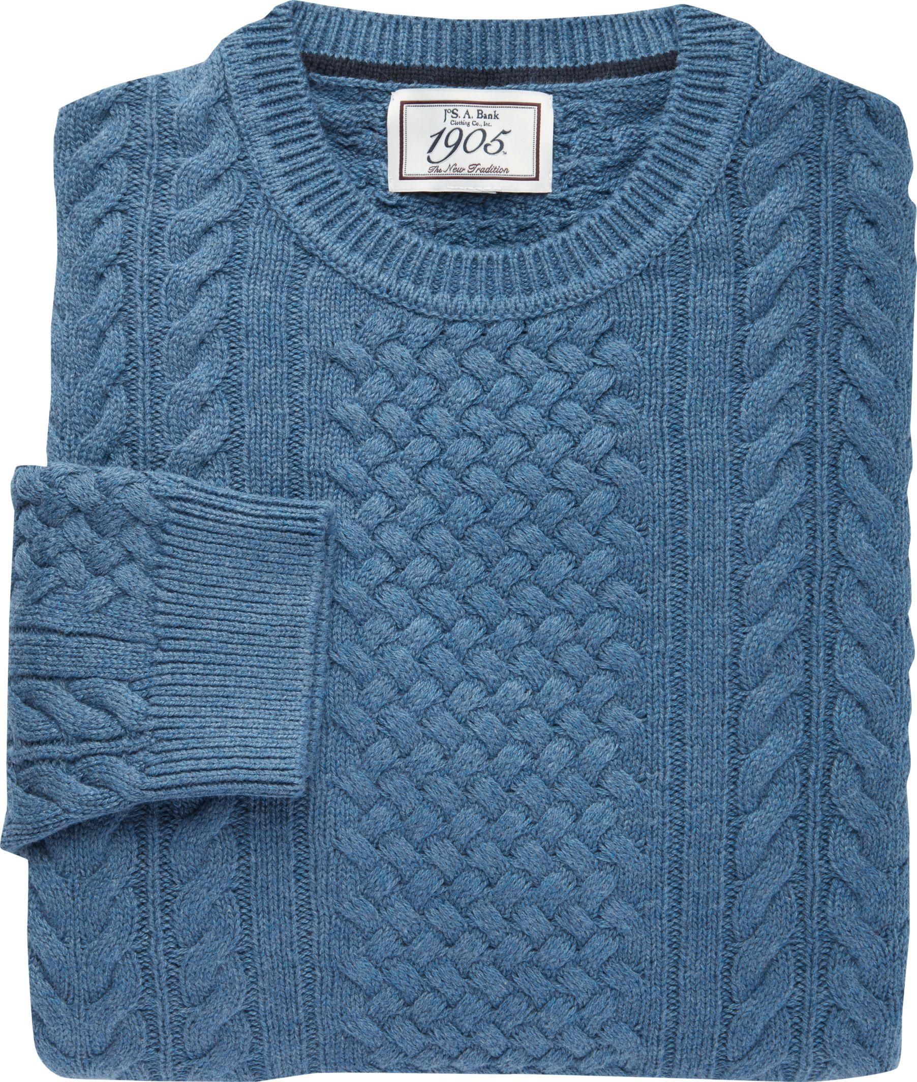 d247de13c9 1905 Collection Cotton Cable-Knit Sweater CLEARANCE -  29 Pima ...