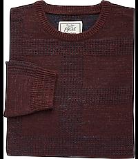 1905 Collection Cotton Grid Knit Cotton Men