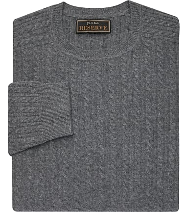 41bcb80a0e6f Reserve Collection Wool   Cashmere Cable Knit Sweater CLEARANCE  65KX