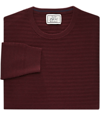 0cd94b2ffa33bd Men's Sale, 1905 Collection Cotton Crew Neck Sweater - Jos A Bank