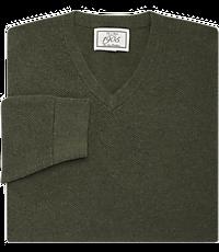 1905 Collection Cotton V-Neck Textured Men