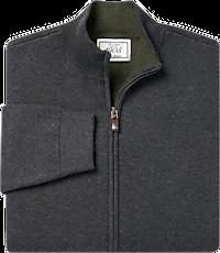 1905 Collection Cotton & Cashmere Blend Full-Zip Men