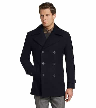 396b8ba0 Traveler Collection Tailored Fit Peacoat CLEARANCE - Seasonal Deals ...