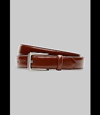 0c41c896b006 Men's Accessories, Jos. A. Bank Glazed Leather Belt - Jos A Bank