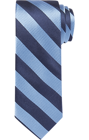 Men's FLYOUT_CATEGORY, Traveler Collection Stripe Tie - Long - Jos A Bank