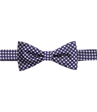 1905 Collection Check Pre-Tied Bow Tie CLEARANCE