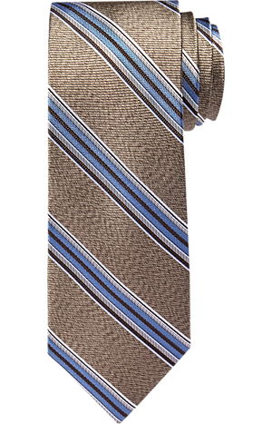 Men's FLYOUT_CATEGORY, Reserve Collection Stripe Tie - Long - Jos A Bank