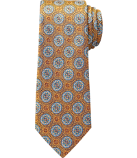 17bce52f0172 Men's Clearance, Reserve Collection Medallion Tie CLEARANCE - Jos A Bank