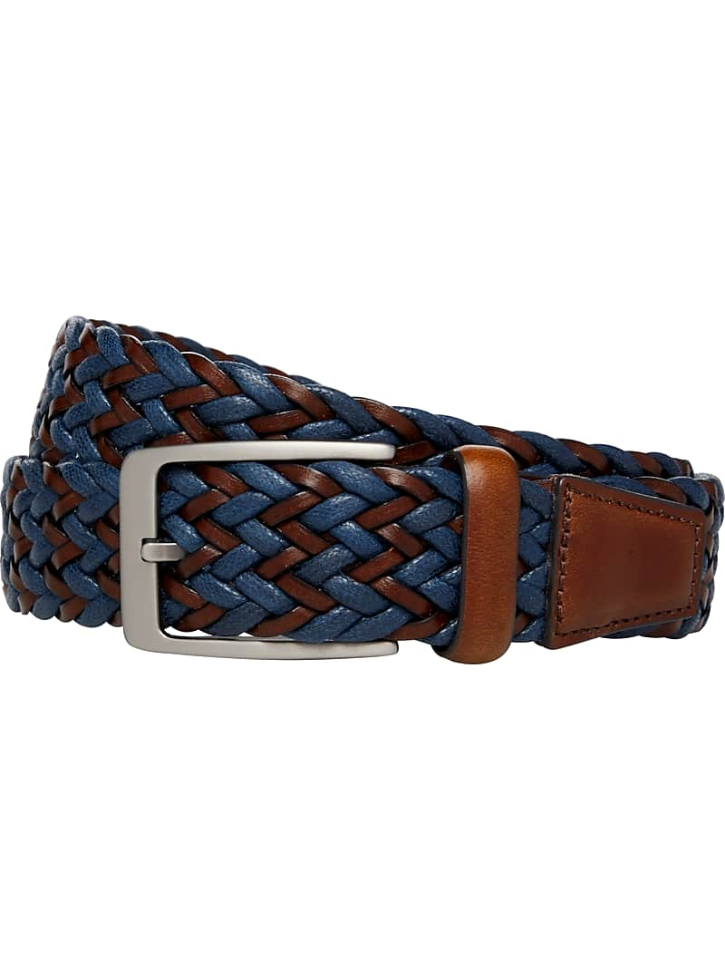 Jos. A. Bank Braided Leather Belt
