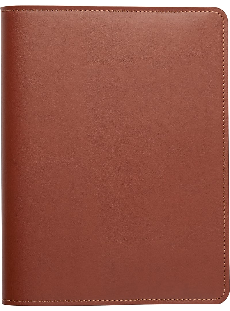 Jos. A. Bank Leather Notebook