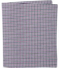 Image of Jos. A. Bank Pre-Folded Mini Gingham Pocket Square CLEARANCE