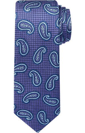 Men's Clearance, Reserve Collection Paisley Tie CLEARANCE - Jos A Bank