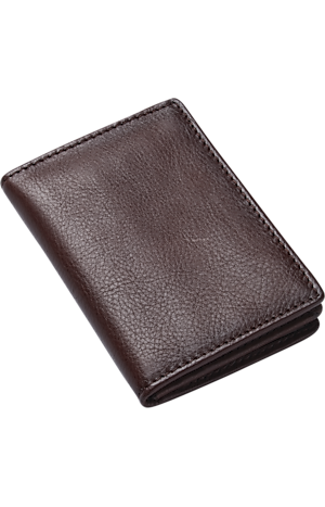 Jos. A. Bank Leather L-Fold Wallet