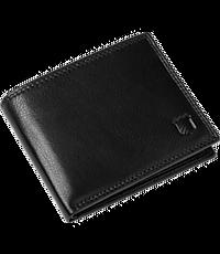 Jos. A. Bank Bi Fold Wallet (Black / Brown)