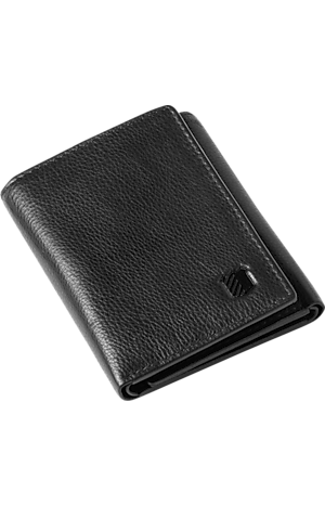 Jos. A. Bank Leather Tri Fold Wallet