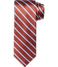 Men's Accessories, Reserve Collection Stripe Tie - Jos A Bank