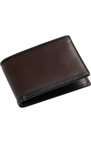 Men's Accessories, Jos. A. Bank Leather Bi-Fold Wallet - Jos A Bank