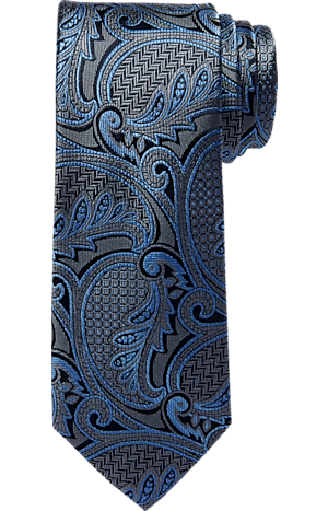 Men's Featured, Reserve Collection Paisley Tie - Jos A Bank