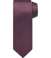 Men's Accessories, Reserve Collection Birdseye Tie - Jos A Bank