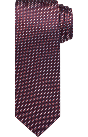 Men's Featured, Reserve Collection Birdseye Tie - Jos A Bank