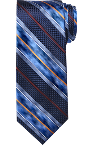 Men's Featured, Reserve Collection Stripe Tie - Jos A Bank