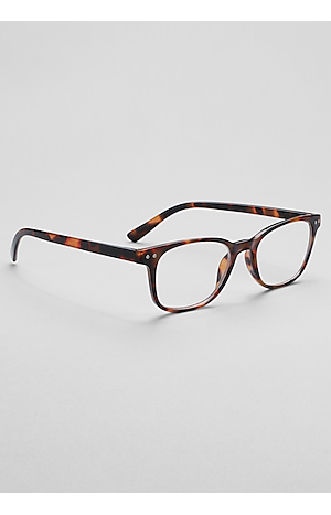 Men's Accessories, Jos. A. Bank Square Reading Glasses - Jos A Bank