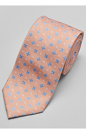 Men's Accessories, 1905 Collection Stars & Squares Tie - Jos A Bank